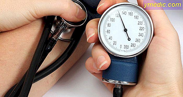 u liječenju hipertenzije standarda