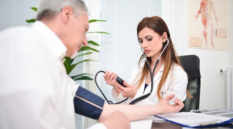 Povišeni krvni tlak (hipertenzija)