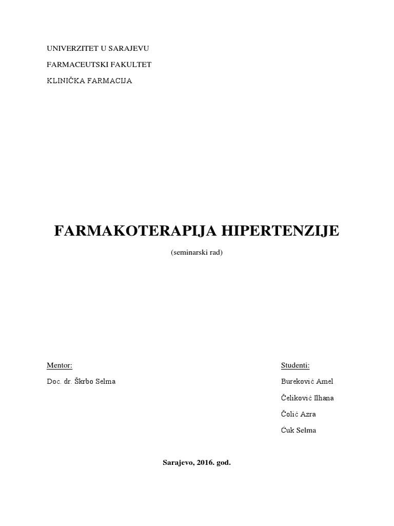 hipertenzija i njegove prednosti gepatoprotektory i hipertenzija