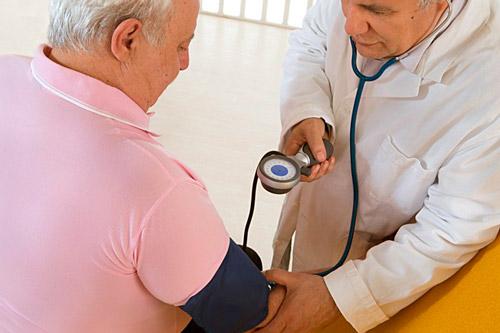 Zaustavljanje napada hipertenzije