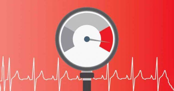 hipertenzije i visokog krvnog tlaka