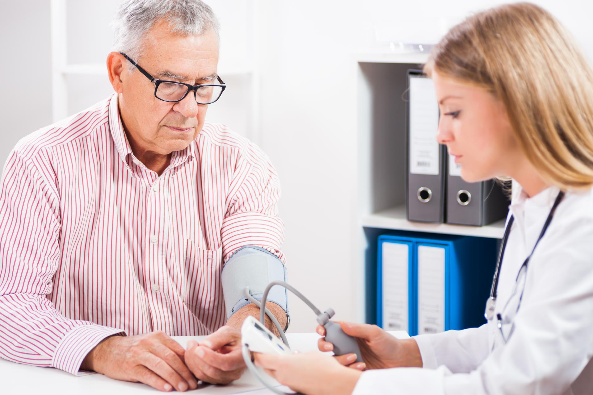 hipertenzija terapija 2 stupnja