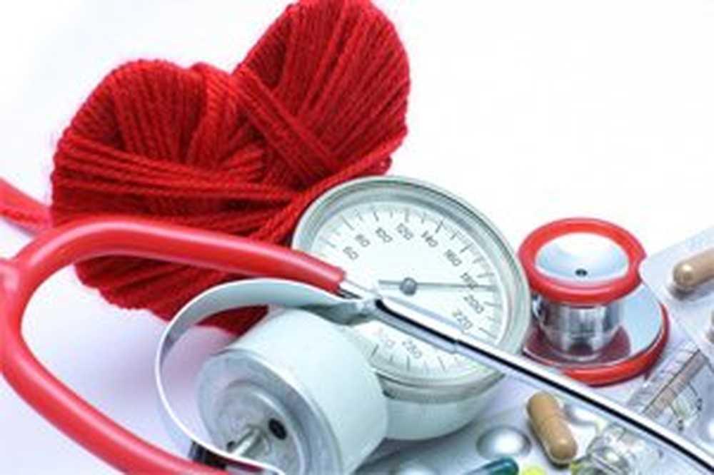 Liječenje hipertenzije s limunom i medom - Hipertenzija February