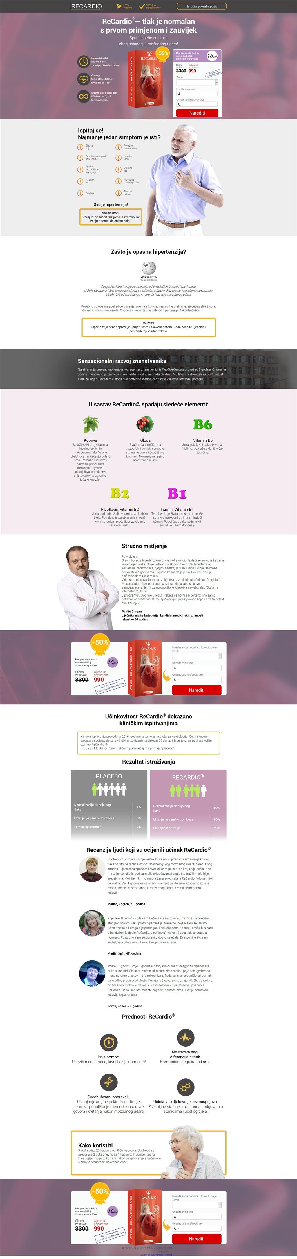 moderne medicine u liječenju hipertenzije ablacija s hipertenzijom