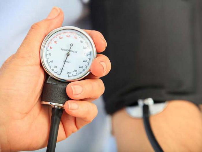 nego srušiti visokog krvnog tlaka