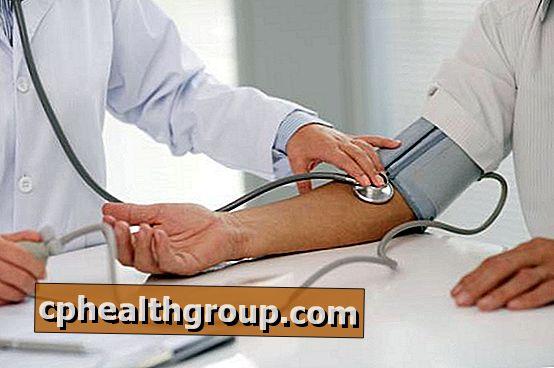 pronađite uzrok hipertenzije