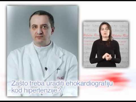 analiza bubrega hipertenzije hipertenzija s oštećenjem venskog odvodnju