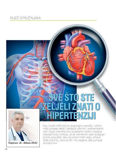 hipertenzija utječe na srce apilak i hipertenzija
