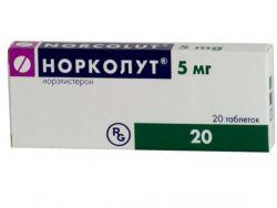 norkolut i hipertenzija