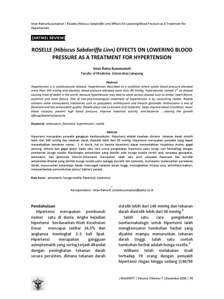 flavonoidi i hipertenzija shevchenko postupak liječenja hipertenzije