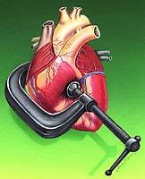 hipertenzija i neuroza i tahikardija promjene u jetri i hipertenzije