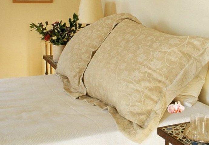 hipertenzija na jastuk za spavanje