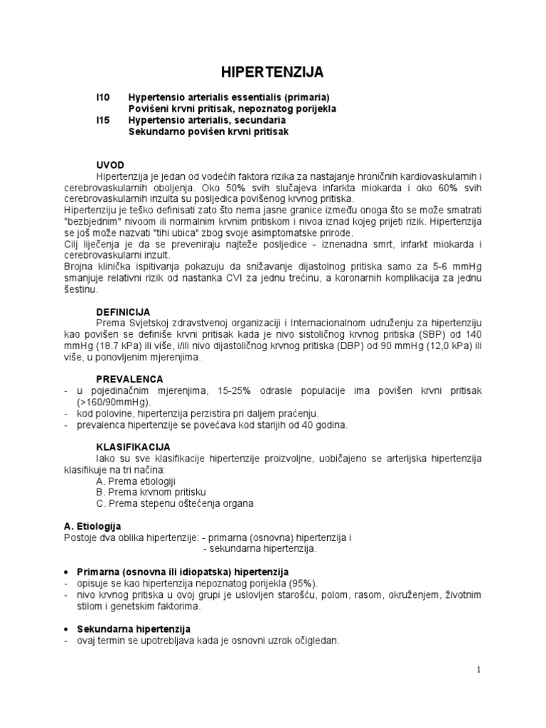 echinacea aplikacija hipertenzija