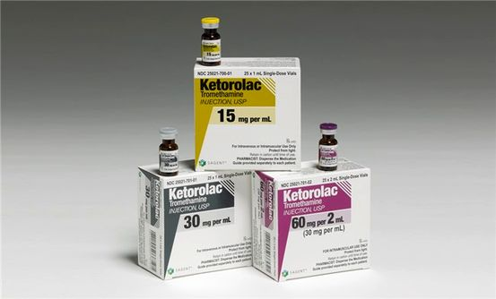 Analgin Dimedrol ketorol u jednoj šprici - Migrena -