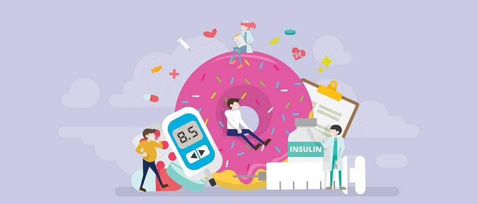 krvnog tlaka i razine šećera u krvi