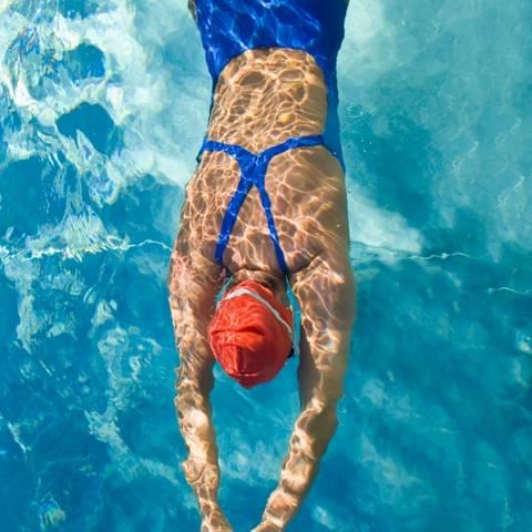 kupanje u bazenu i hipertenzije