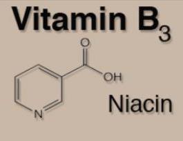 Vitamin B3 (Nikotinska kiselina ili Niacin)
