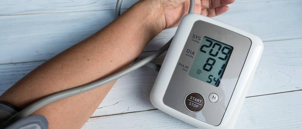 Kako živjeti s arterijskom hipertenzijom