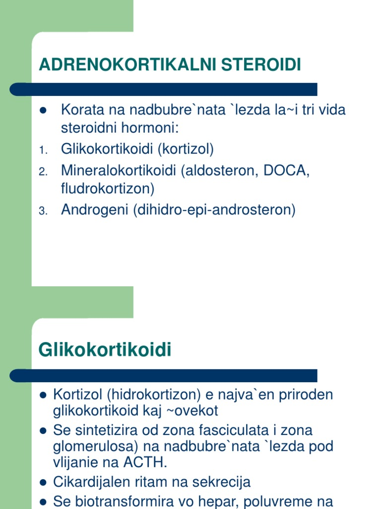 steroidi i hipertenzija