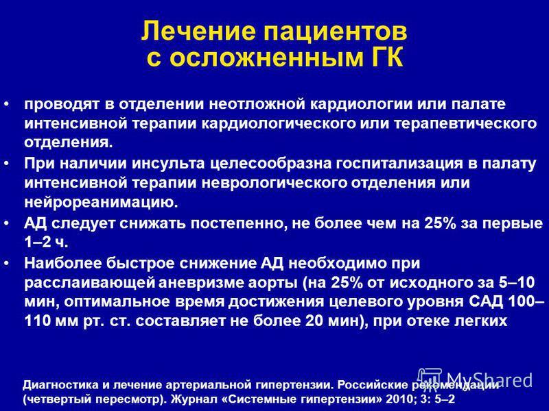tirotoksikoza u liječenju hipertenzije