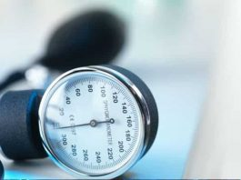 visoki krvni tlak teško disati