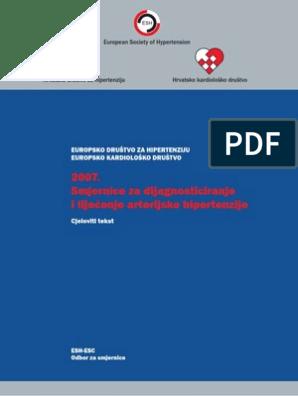 slabost patogenezi hipertenzije
