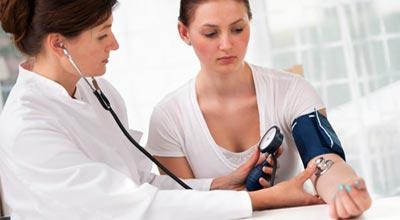 Liječenje hipertenzijom u fazi 1 stupanj 1, rizik 2