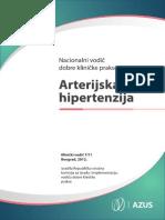 glavne karakteristike bolesti hipertenzije